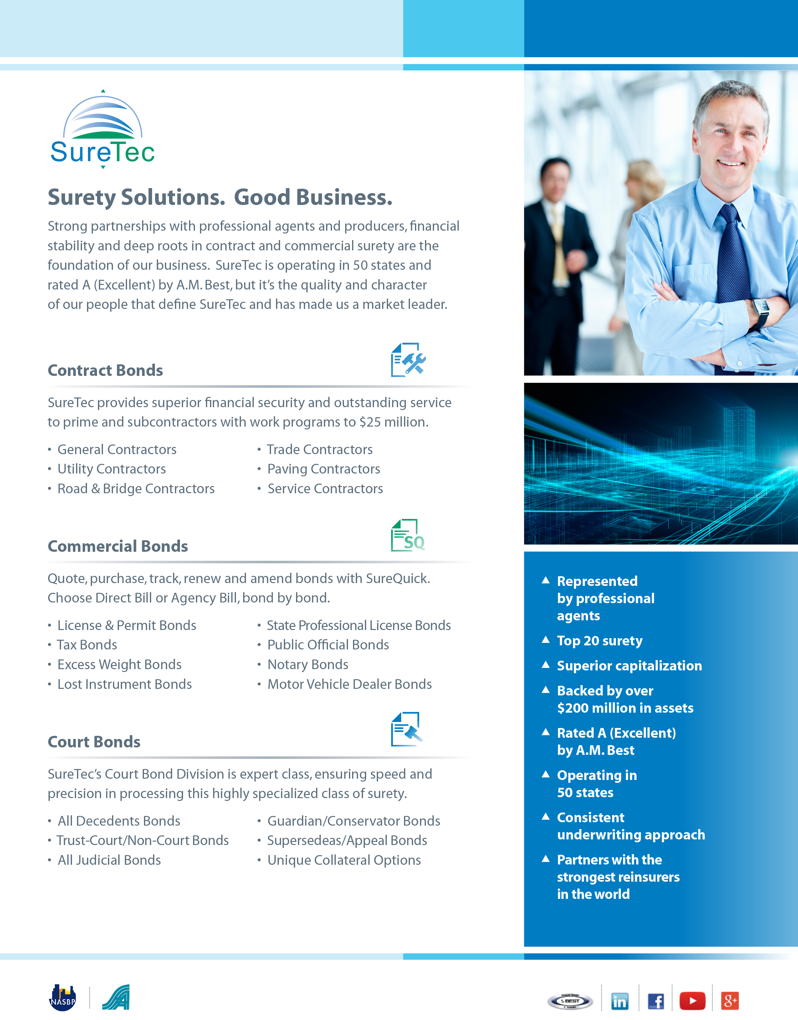 Learn more about SureTec